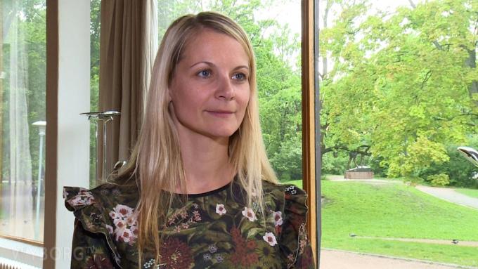 Анна Климакова, режиссер-постановщик перформанса хранители книг в аалто