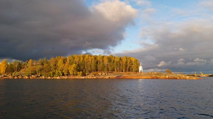 острова выборгского залива