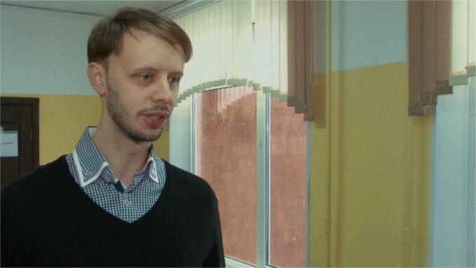 Дмитрий Бабенко, начальник отдела молодёжной политики администрации Выборгского района