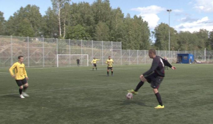 Первенство ленобласти по футболу среди команд ветеранов