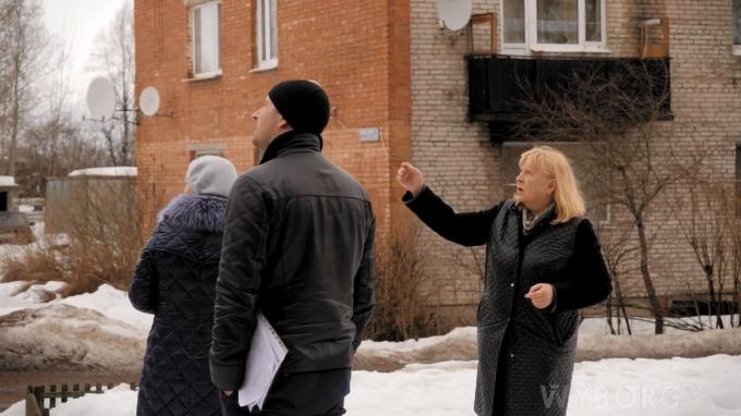 Депутат Выборга Татьяна Третьяк о благоустройстве