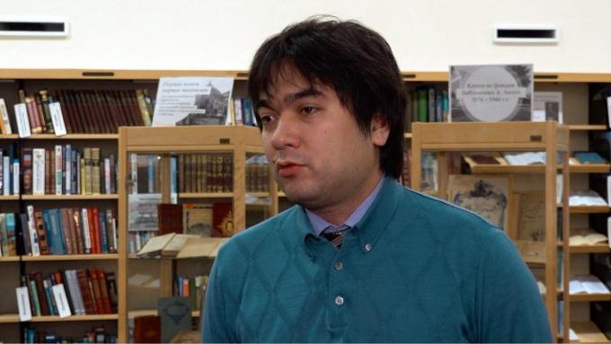 Владимир Цой, председатель комитета по культуре Ленобласти
