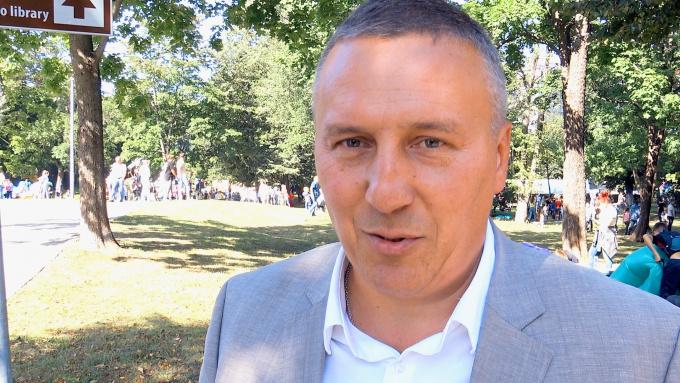 Владимир Рошкович День города Выборга