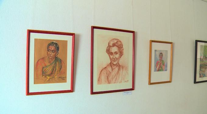Новая выставка живописи в эрмитаж выборг