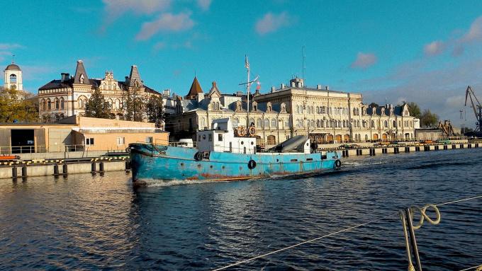 Порт Выборга яхтинг