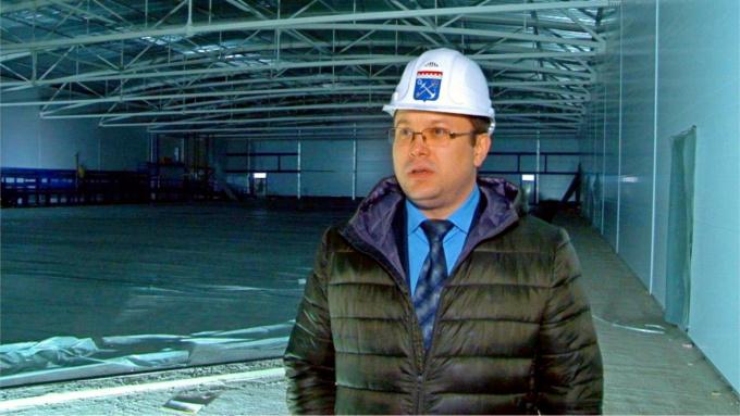 Александр Матвеев, начальник отдела строительного контроля Управления строительством ЛО