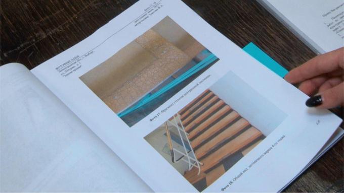 В архиве Выборга демонтируют историческое напольное покрытие