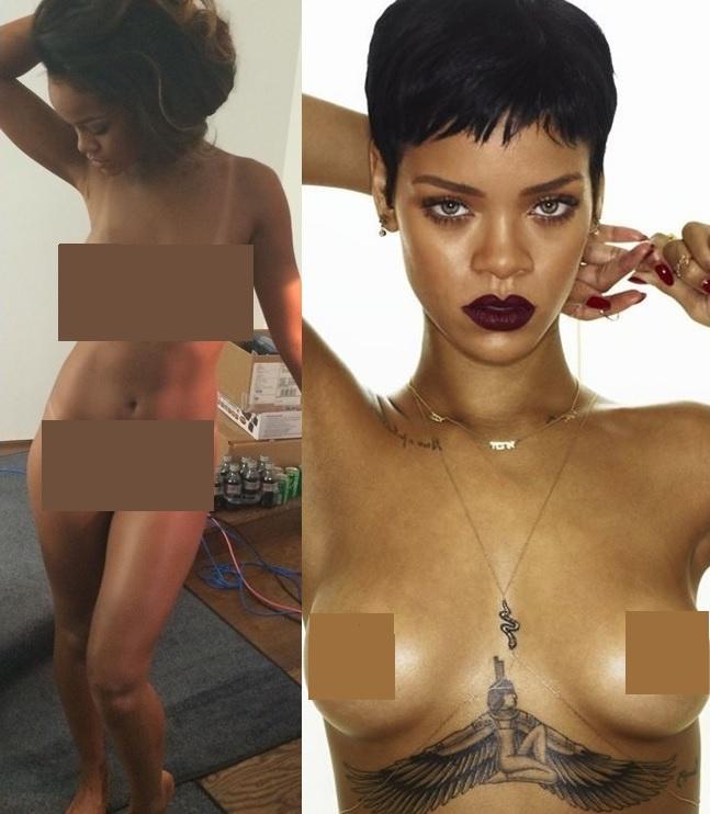 Rihanna sex tape photo leaked