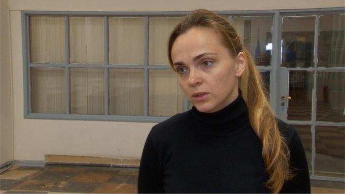 Юлия Крипатова, директор Ленинградского областного архива в Выборге