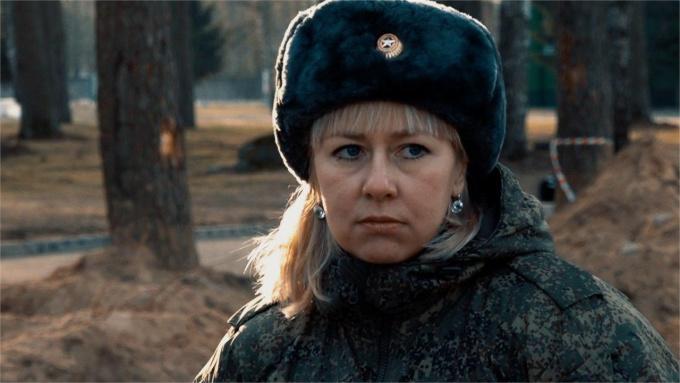Ольга Богданова, командир поискового отряда «Советский патриот»