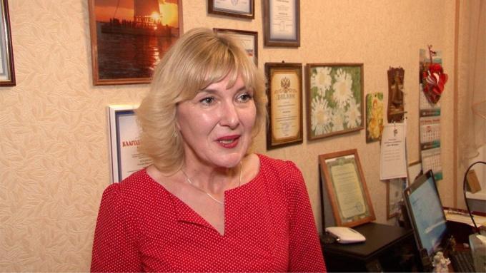 Татьяна Кухаренко заведующая 50-летний юбилей отметил детский сад Кораблик в Выборге