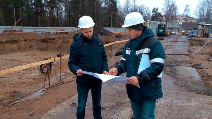 В Приморске начали строить культурно-досуговый центр
