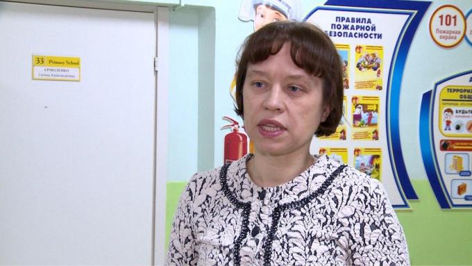 Светлана Хазипова, зам.председателя комитета образования Выборгского района