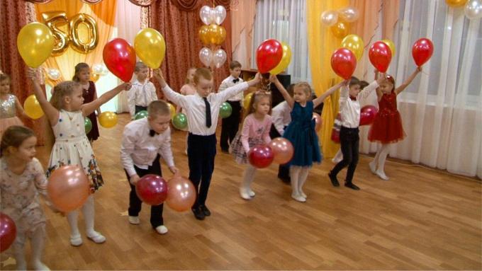 50-летний юбилей отметил детский сад Кораблик в Выборге