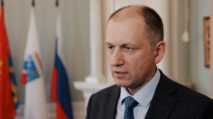 Сергей Давыдов, глава администрации Светогорска