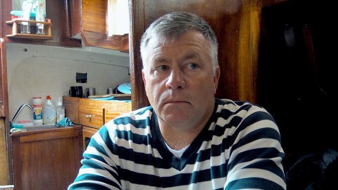 Максим Кузнецов, инструктор IYT по яхтингу