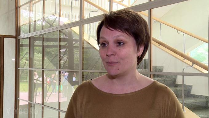 Елена Рогозина директор библиотеки аалто