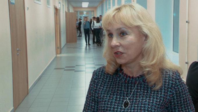 Вера Мануйлова, учитель истории и обществознания школы №12