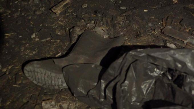 В пороховом погребе у мызы Хертуала в Выборге