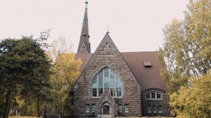 Кирха Святой Марии Магдалины в Приморске
