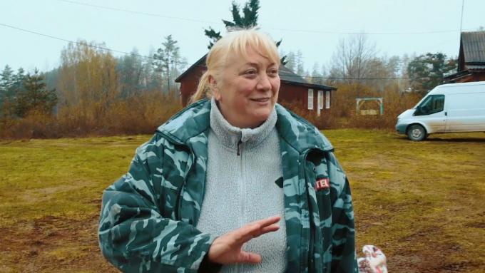 Марина Петрова председатель наблюдательного совета детских оздоровительных лагерей выборга