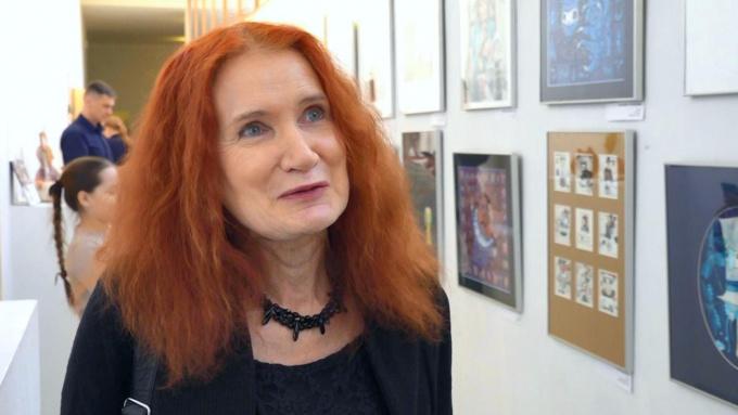 Вийве Ноор художник-иллюстратор координатор выставки