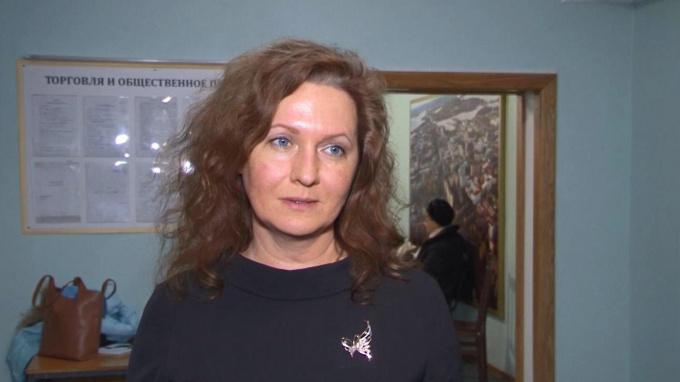 Анастасия Кузнецова, зам.председателя комитета государственного жилищного надзор ЛО