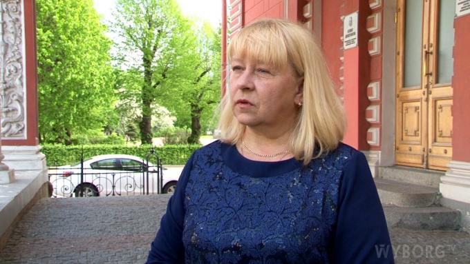 Татьяна Третьяк депутат Выборга