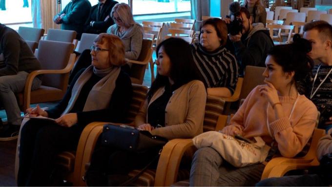 Иностранные журналисты посетили Выборг