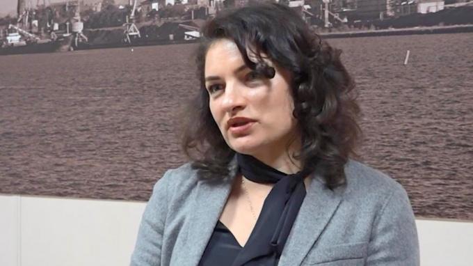 Ольга Ансберг, директор ООО «Порт Логистик»