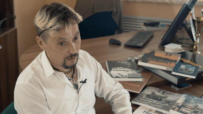 Дмитрий Семенов директор АНО Фаворит Выборг