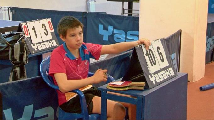 Соревнования по теннису завершили декаду инвалидов в Выборге