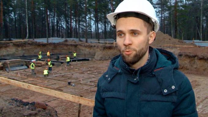 Дмитрий Моисеев, руководитель проекта компании Теплосфера