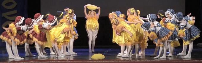 Коллектив современной хореографии Вдохновение