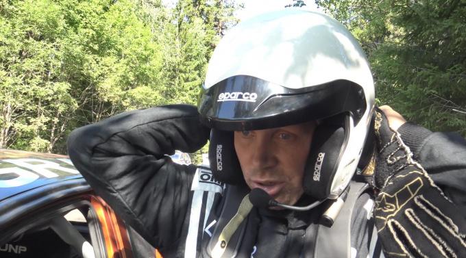 Виталий Лях ралли Выборг LADA Rally Cup