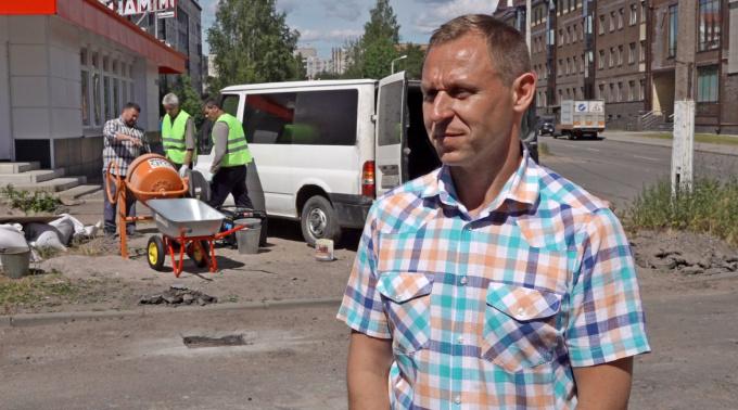 Александр Михайлов руководитель общественной приемной 18 округа