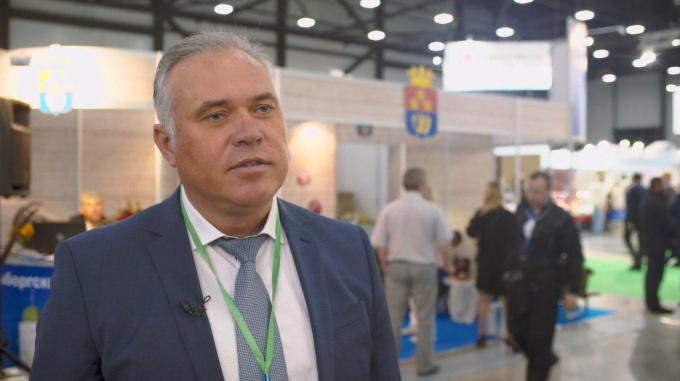 Дмитрий Никулин, глава мо выборгский район