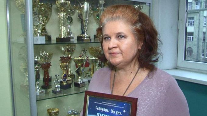 Светлана Балко  руководитель танцевального коллектива Вдохновение
