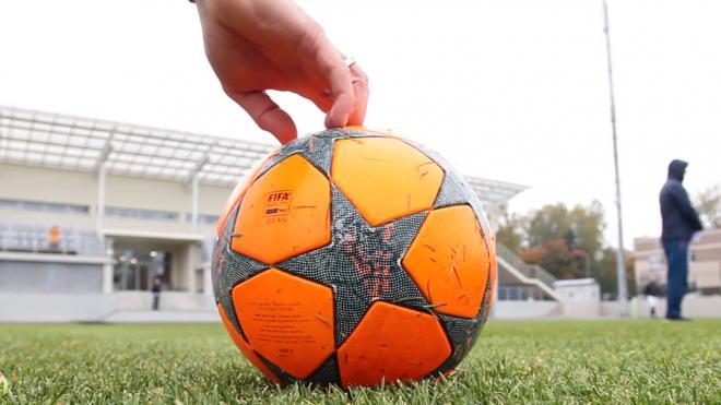 Российский футбольный союз поможет Ленобласти развивать футбол и строить спортобъекты