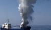 Под Петербургом в порту горит сухогруз