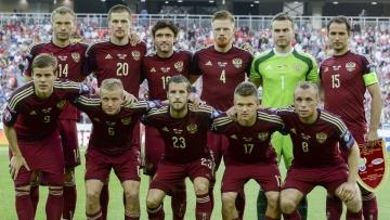 Сборная России поднялась на одну строчку в рейтинге ФИФА