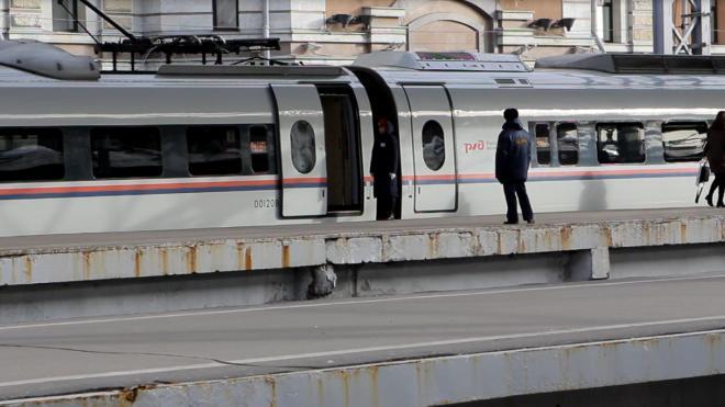Из Петербурга на новогодние праздники запустят дополнительные поезда в шесть городов