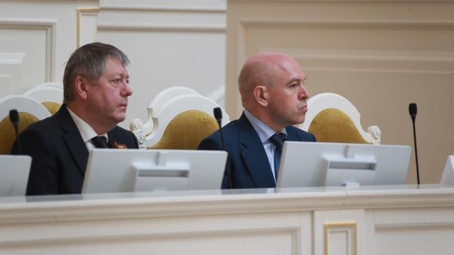 Вице-губернатор Петербурга ушел в отпуск, чтобы поддержать Путина