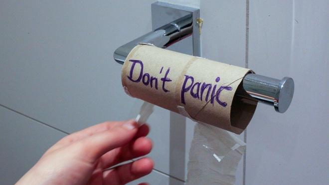 В Петербурге перестали скупать гречу и туалетную бумагу