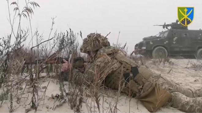 ДНР сообщает о массовом бегстве украинских военных в Донбассе