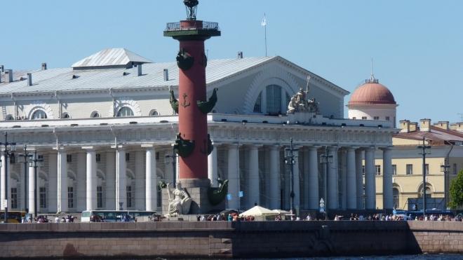Биржа на Стрелке Васильевского острова может стать нефтяной