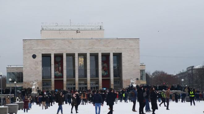 Петербургские гайд-парки оборудуют до 15 июня