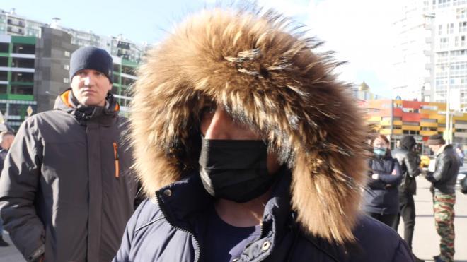 """Из-за нарушения """"масочного"""" режима в Петербурге наказали порядка 500 человек"""