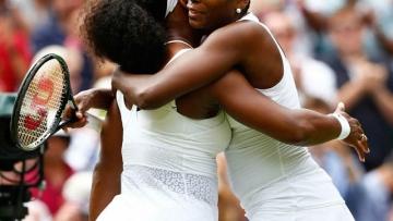 Сестры Уильямс выиграли Уимблдон