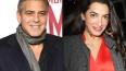 Вечный холостяк Голливуда Джордж Клуни определился ...